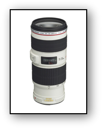 Canon EF 70-200mm f/4.0 L Lens