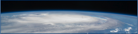 Hurricane Ike NASA