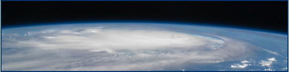 Hurricane Ike NASA