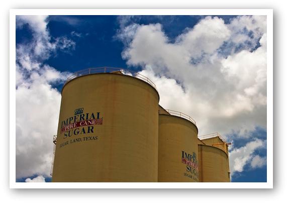 Sugar Mill Silos