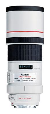 Canon EF 300mm f/4 L USM
