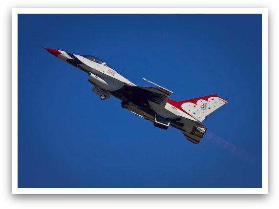 Thunderbird Close-Up