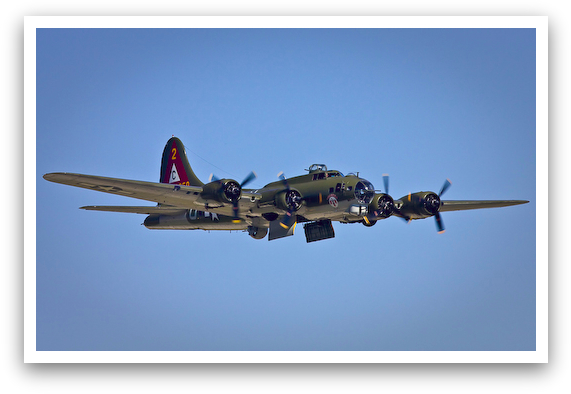 Boeing B-17G Fortress