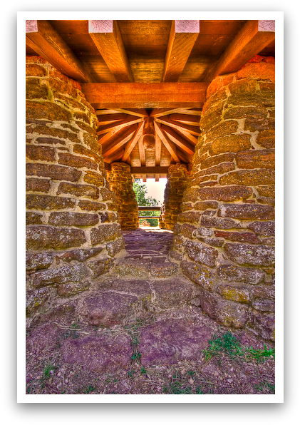 Lookout Shelter HDR