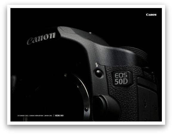 EOS 50D Closeup