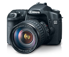 2008 Canon EOS 50D