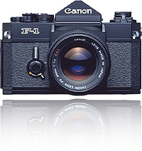 1976 Canon F1N