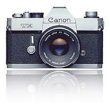 1975 Canon TX