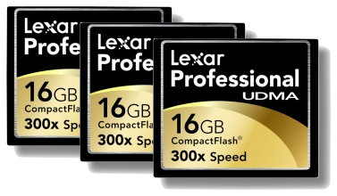 Lexar UDMA CF Cards