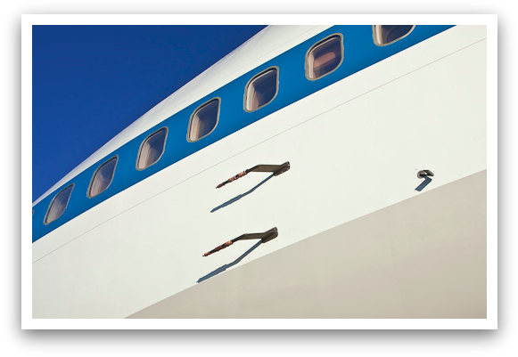 Windows and Pitot Tubes