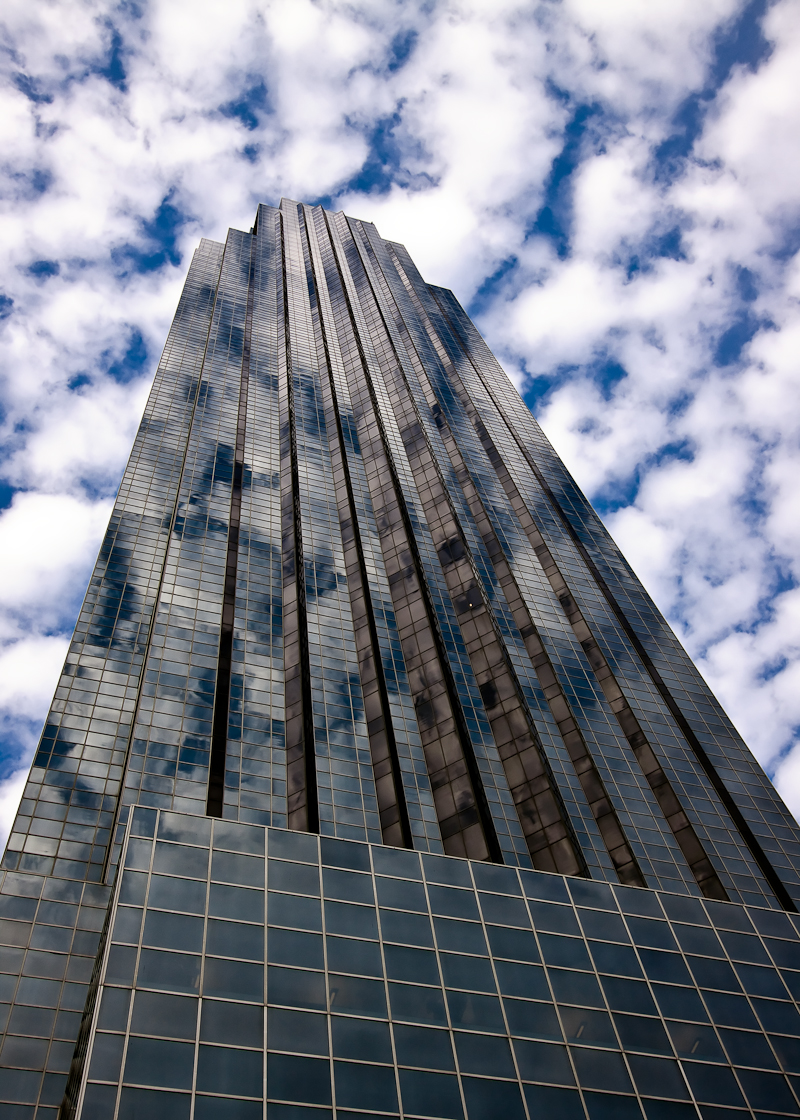 Building Photography urban photography – one tall building | texas landscape photography