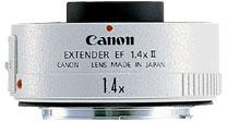 EF 1.4X II Extender