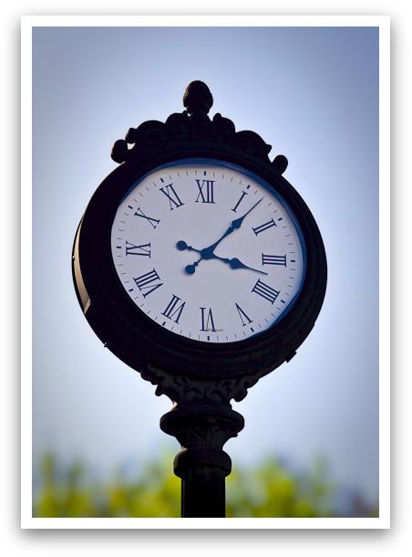 Town Clock