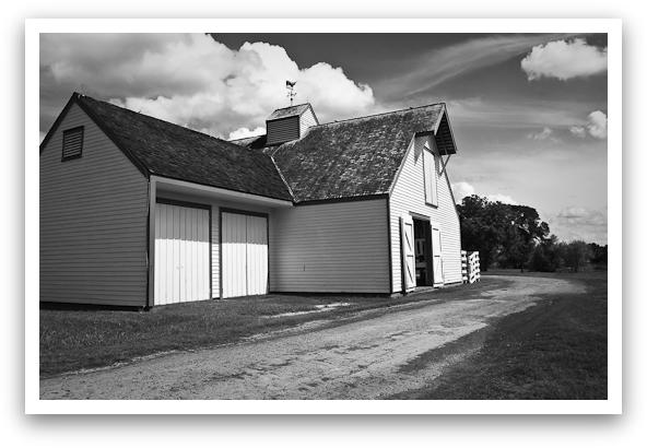 Victorian Barn