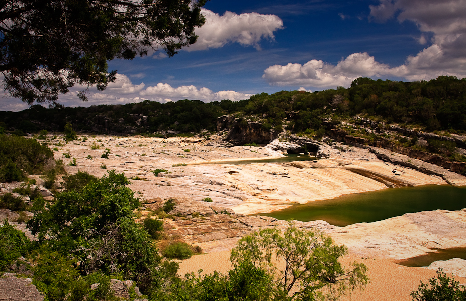 Landscape Photography – Pedernales Falls (Almost) | Texas ...