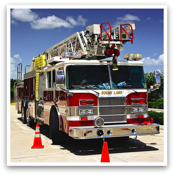 Sugar Land Fire Truck