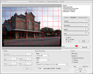 PTLens in Photoshop CS4