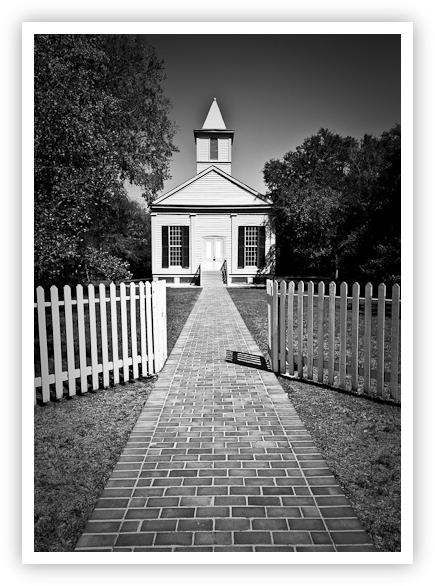 Oldest Presbyterian Church in Texas