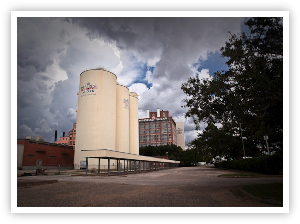 Storm at the Sugar Mill