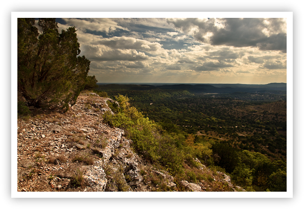Hill Country Hillside - Bandera, Texas