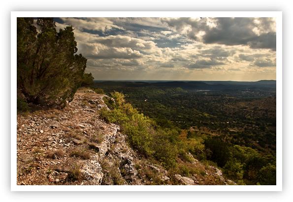 Hill Country Hillside - Bandera, Texas