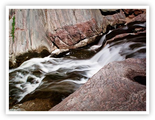 Devils Waterhole Falls
