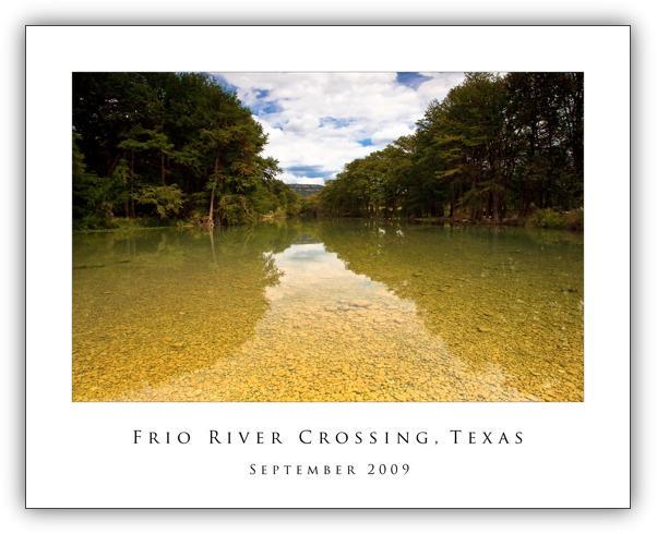 Frio River Crossing