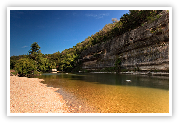 Guadalupe River Canyon