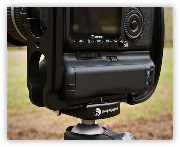 Quick Release Clamp & Camera L-Plate