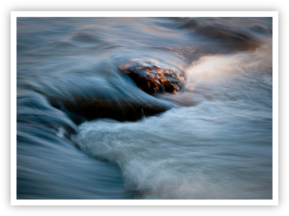 Swirl - Guadalupe River, Texas