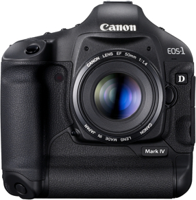 Canon 1D Mark IV (Front)