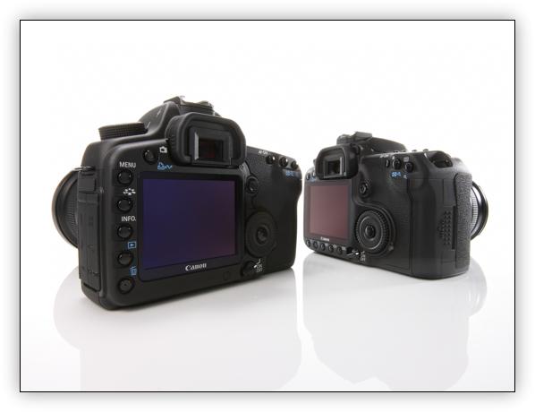 EOS 5D Mark II & EOS 50D