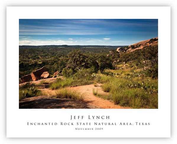 Enchanted Rock Trail
