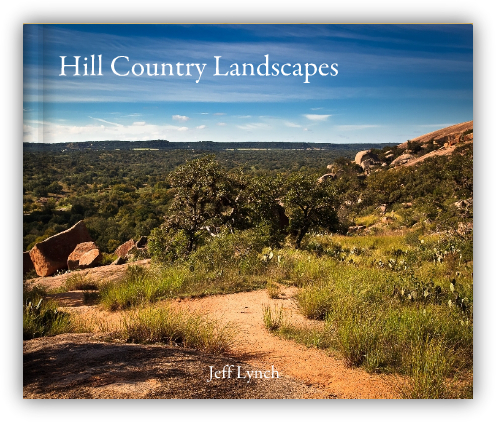 Hill Country Landscapes Book
