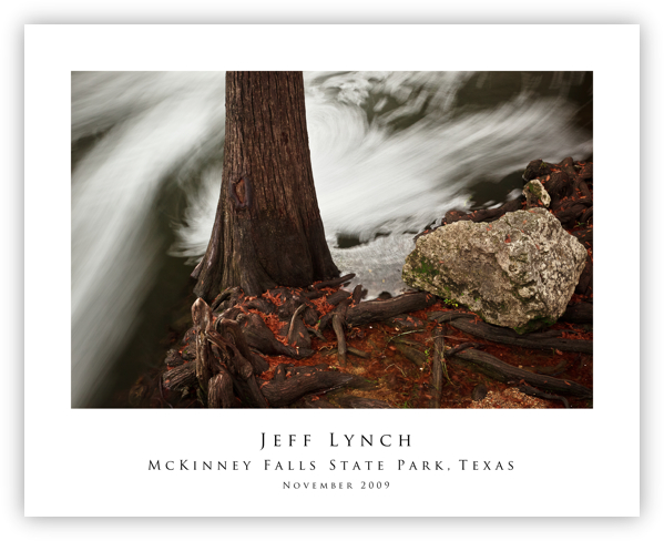 McKinney Falls Cypress