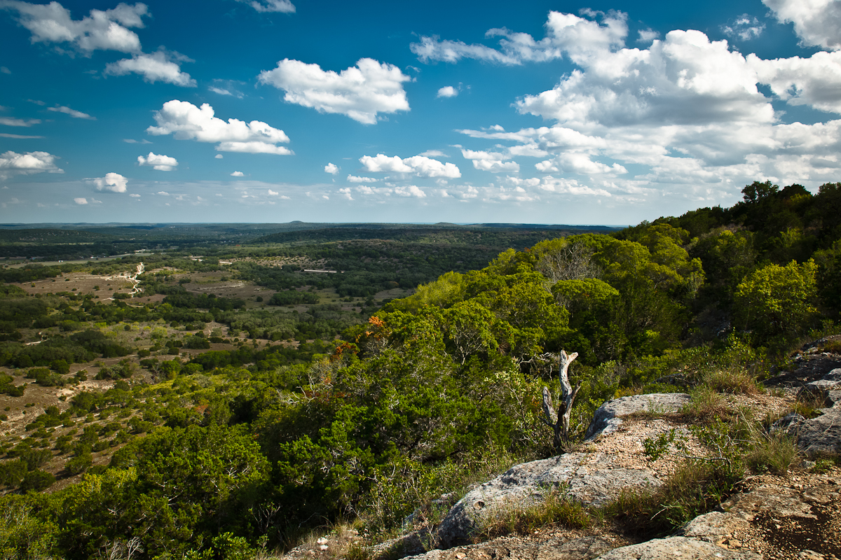 Texas Hill Country - bvwalker