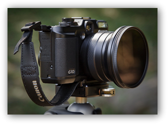 Canon G10 Landscape Rig