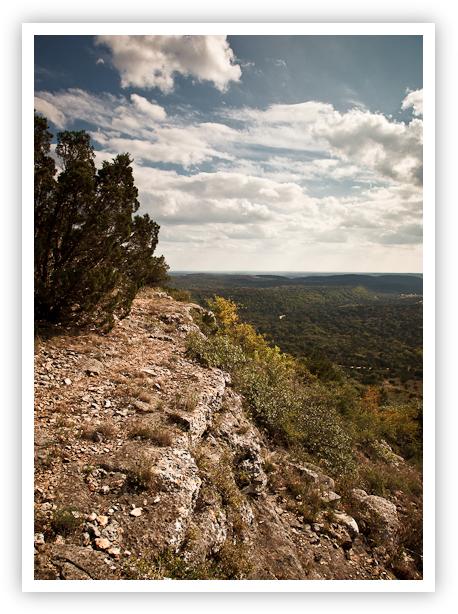 Hill Country Hillside