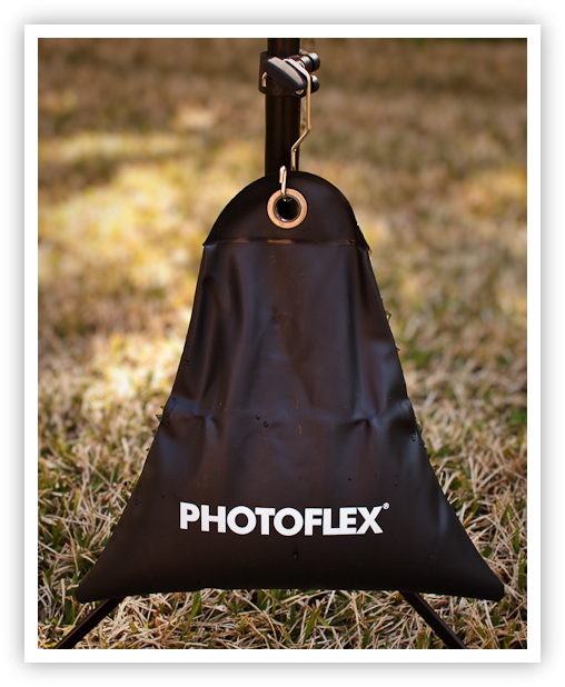 Photoflex Weight Bag