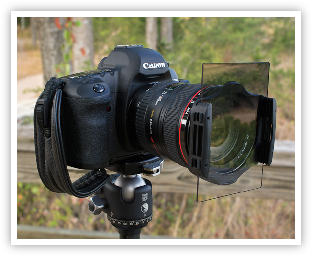 Using a Graduated Neutral Density Filter