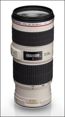 Canon's EF 70-200mm f/4L IS USM Lens