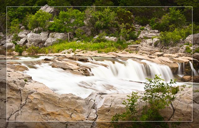Upper Pedernales Falls