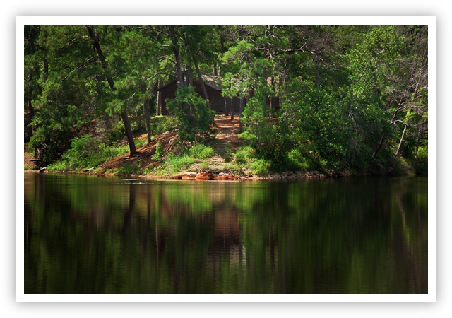 Bastrop State Park Cabins