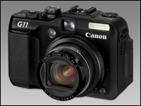 Comparing the Canon G10, G11 andG12 (2/3)