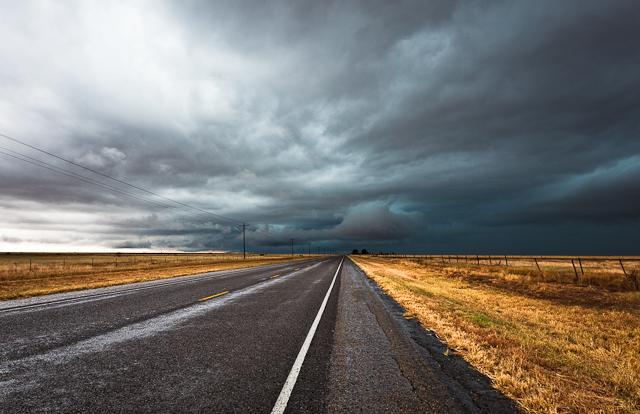 Highway 207 Storm