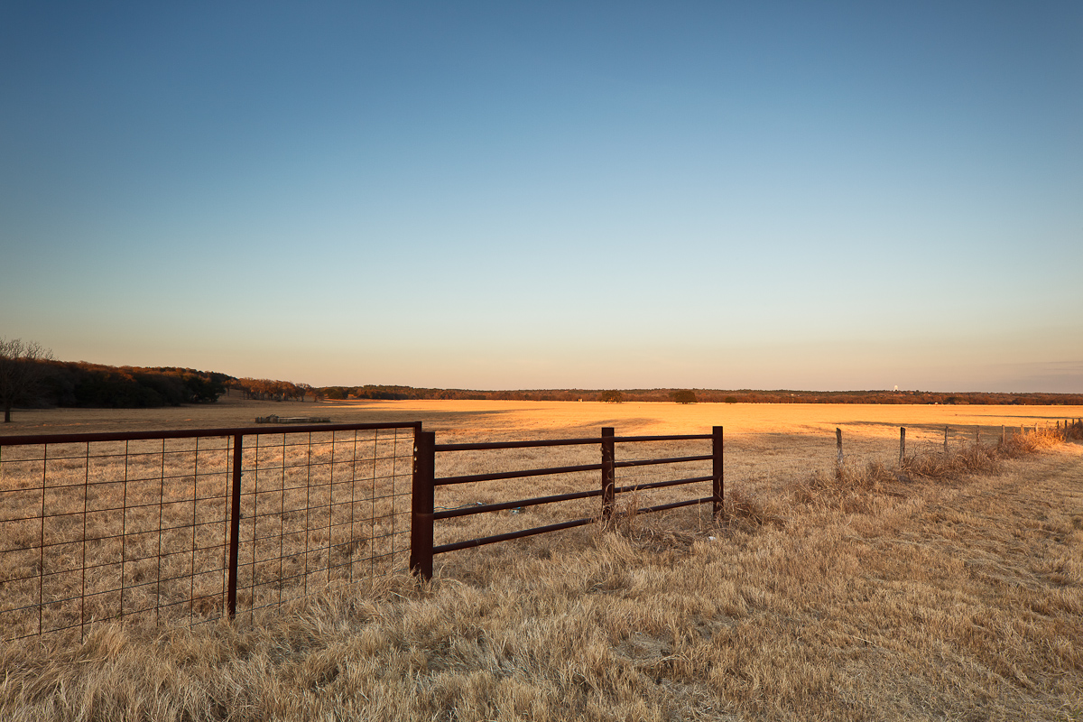 Blue Skies Of Texas >> Clear Blue Sky Texas Landscape Photography
