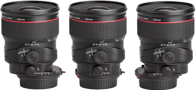 Canon's TS-E 24mm f/3.5L II USM Lens