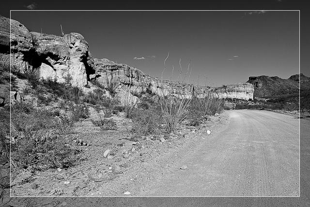 Back Roads of Big Bend Ranch