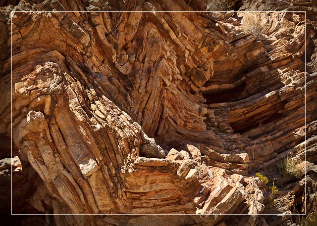 Limestone Folds