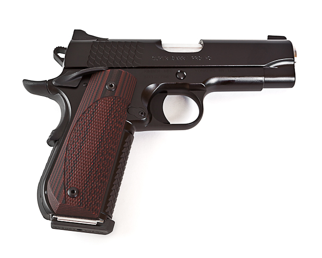 Kimber Super Carry Pro After Retouching